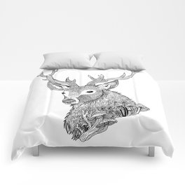 Forest Stag Comforters