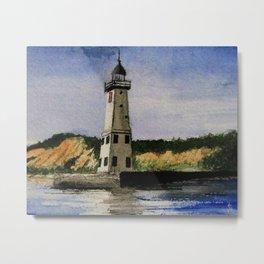 ~Frankfort Lighthouse~ Metal Print