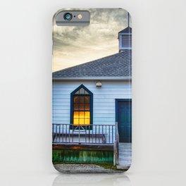 Pawleys Island Chapel iPhone Case