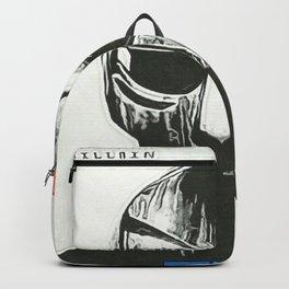 MF DOOM Album Cover Backpack