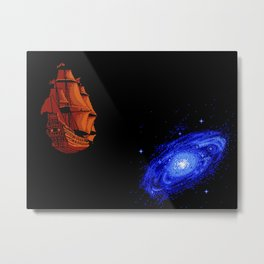 Lost Without You Metal Print