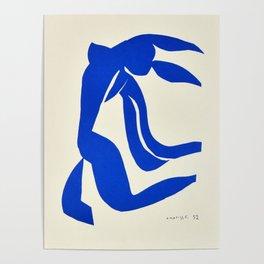 Blue Nude Dancing - Henri Matisse Poster