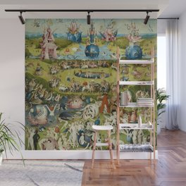 Hieronymus Bosch The Garden Of Earthly Delights Wall Mural