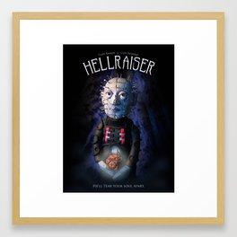 Hellraiser Framed Art Print