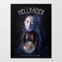 Hellraiser Canvas Print