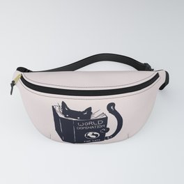World Domination For Cats Fanny Pack