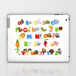 ABC (english) Laptop & iPad Skin