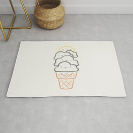 Everyday is like Sundae Rug