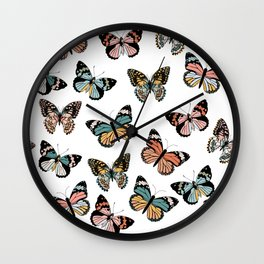 You Give Me Butterflies.. Wall Clock