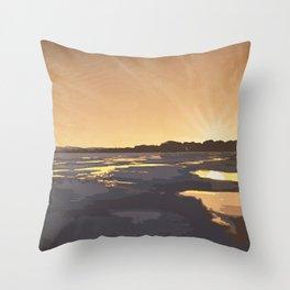 Qaummaarviit Territorial Park Throw Pillow