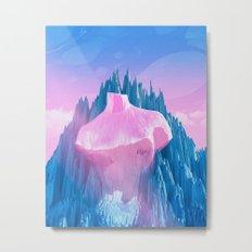 Mount Venus Metal Print