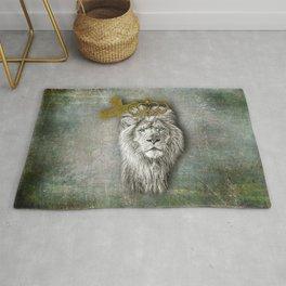 Lion of Judah Rug