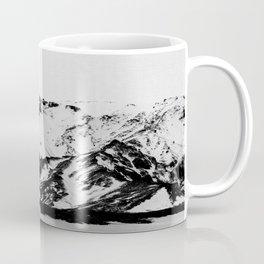 Minimalist Mountains Coffee Mug