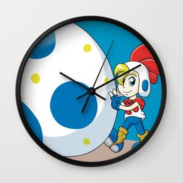 Billy Hatcher - They See Me Rollin' Wall Clock