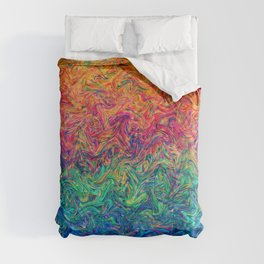 Fluid Colors G249 Comforters