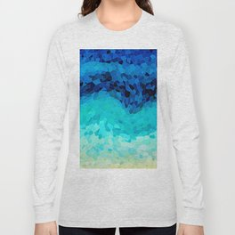 INVITE TO BLUE Long Sleeve T-shirt