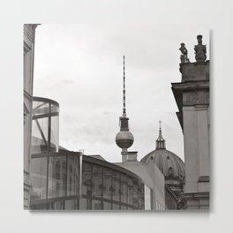 German Historical Museum and German Dome in Berlin Metal Print