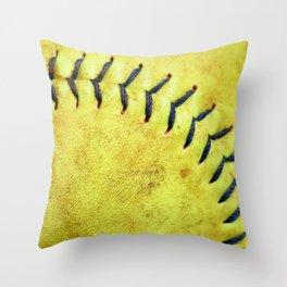 Square Ball Throw Pillow