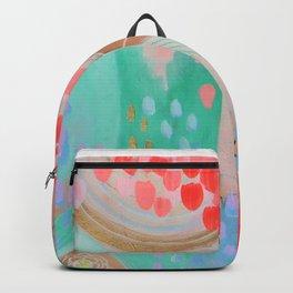 Floral Ascension Backpack