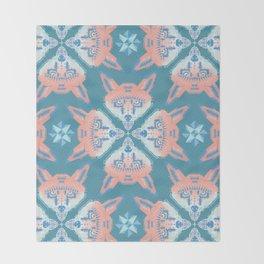 Pastel Fox Pattern