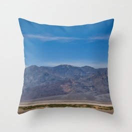 Death Valley National Park  #1 Throw Pillow