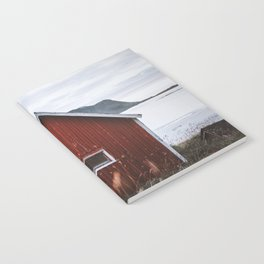 Red Cabin Notebook