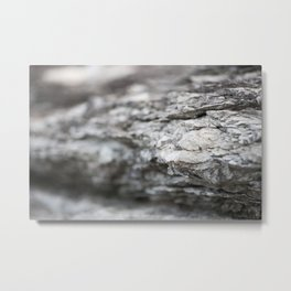 Dark Textures Metal Print