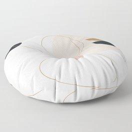 Abstract Minimal Art 31 Floor Pillow