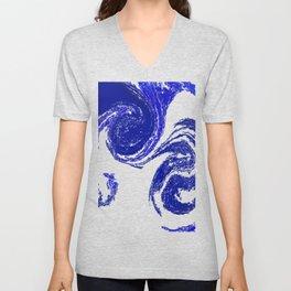 Rolling Blue Unisex V-Neck
