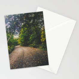 The road to love Stationery Cards