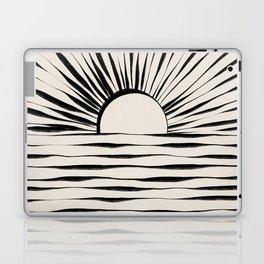 Minimal Sunrise / Sunset Laptop & iPad Skin