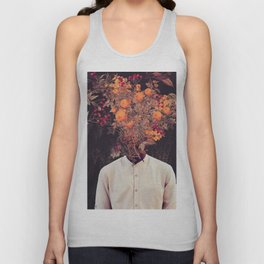 Bloom Unisex Tank Top
