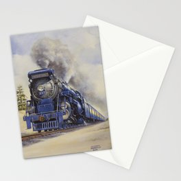 The Seashore's Finest Train Stationery Cards