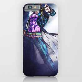 Jojos Bizarre Adventure Jotaro Kujo iPhone Case