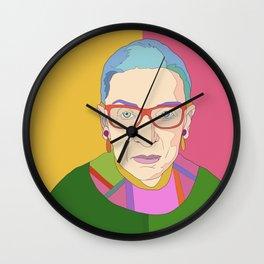 Ruth Bader Ginsburg Wall Clock
