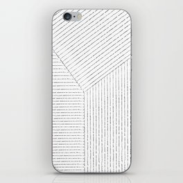 Lines iPhone Skin