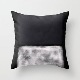 Rothko Inspired #11 Throw Pillow