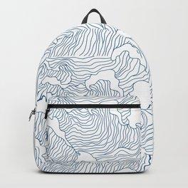Japanese Wave Backpack