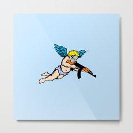 AK-Cupid Metal Print