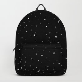 Tiny Stars Dark Backpack