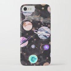 Marble Galaxy iPhone 8 Slim Case
