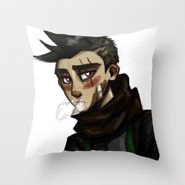 Zalman Throw Pillow