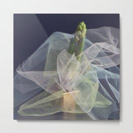 Abstract hyacinth 2 Metal Print
