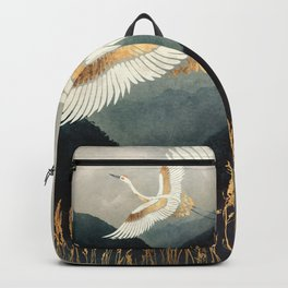 Elegant Flight Backpack