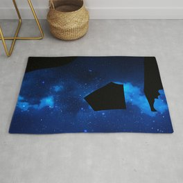 Rocket to the Stars Rug