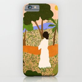 The Unknown Path iPhone Case
