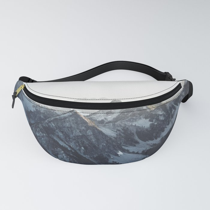 Mountain Mood Fanny Pack