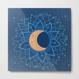 moon shine Metal Print