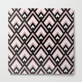 Pink Twentyone Metal Print