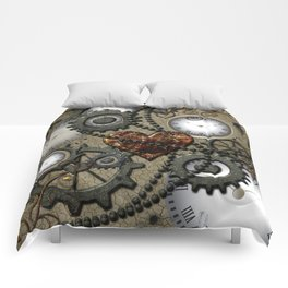 Steampunk II Comforters